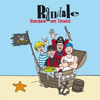 CD: Randale - Randale am Strand
