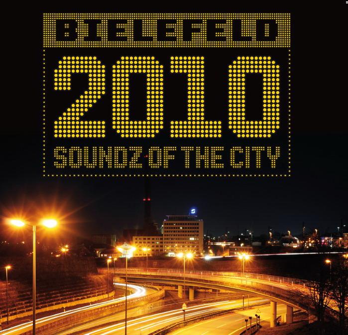 CD: Soundz of the City 2010