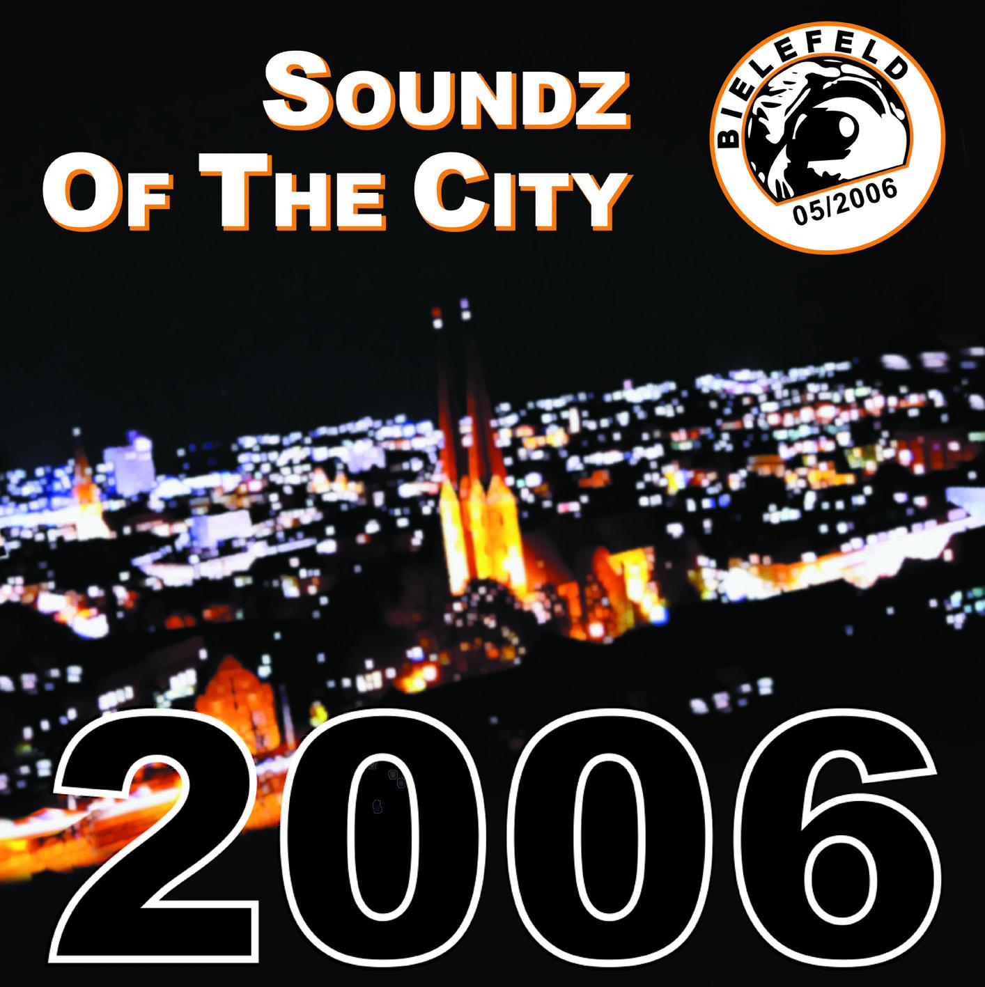 CD: Soundz of the City 2006
