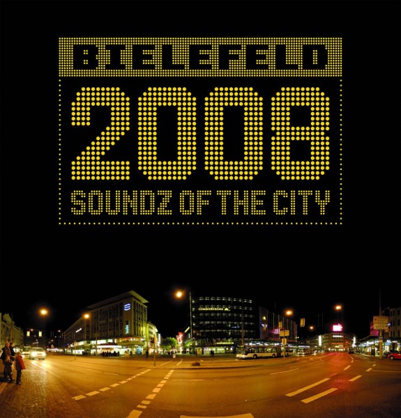 CD: Soundz of the City 2008