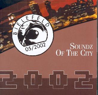 CD: Soundz of the City 2002