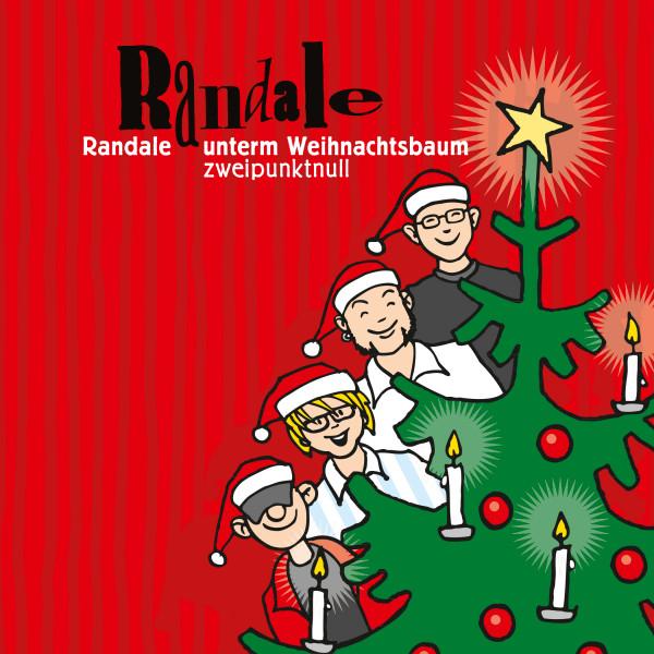 CD Randale unterm Weihnachtsbaum 2020