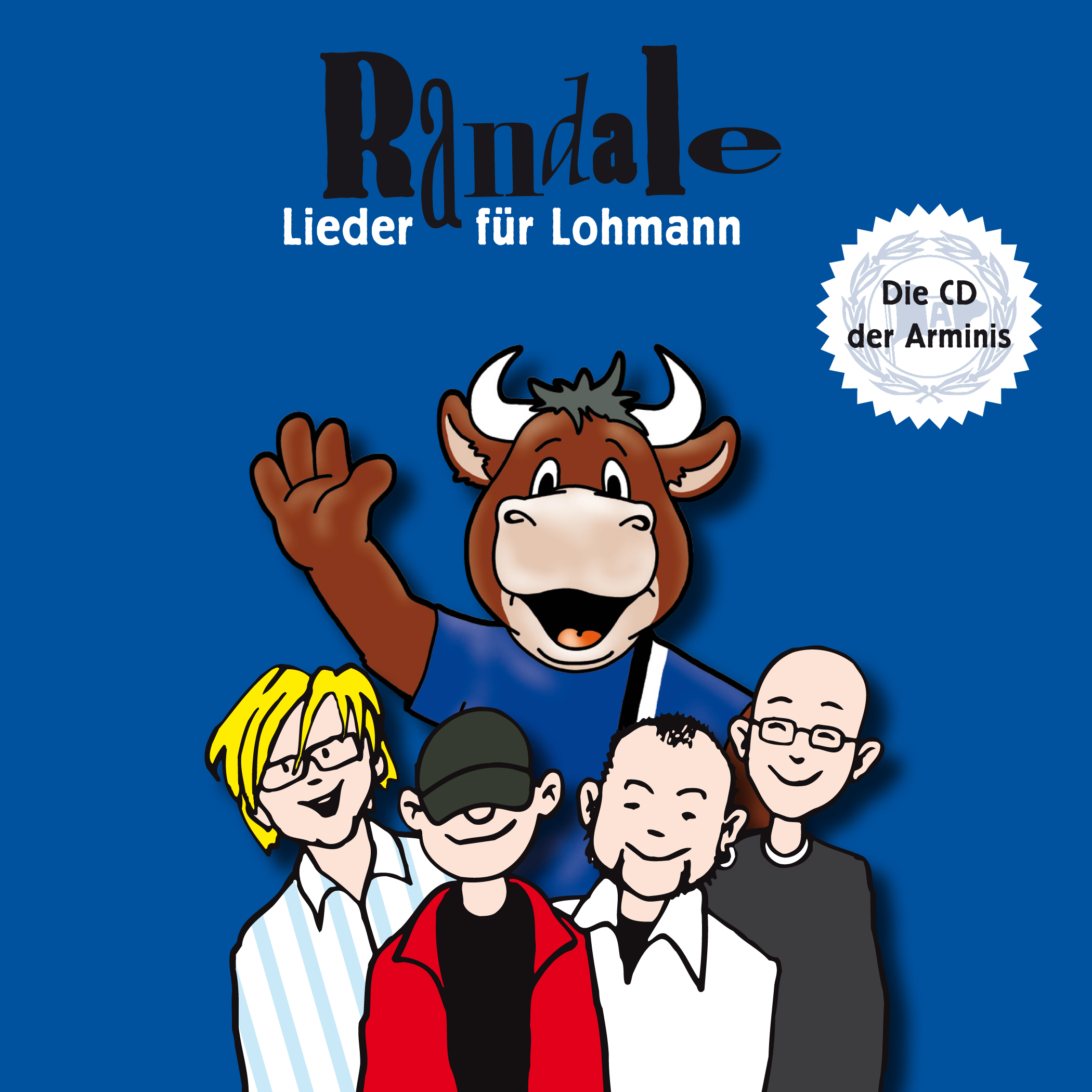 CD: Randale - Lieder für Lohmann