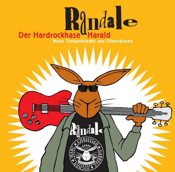 CD: Randale - Der Hardrockhase Harald (2008)