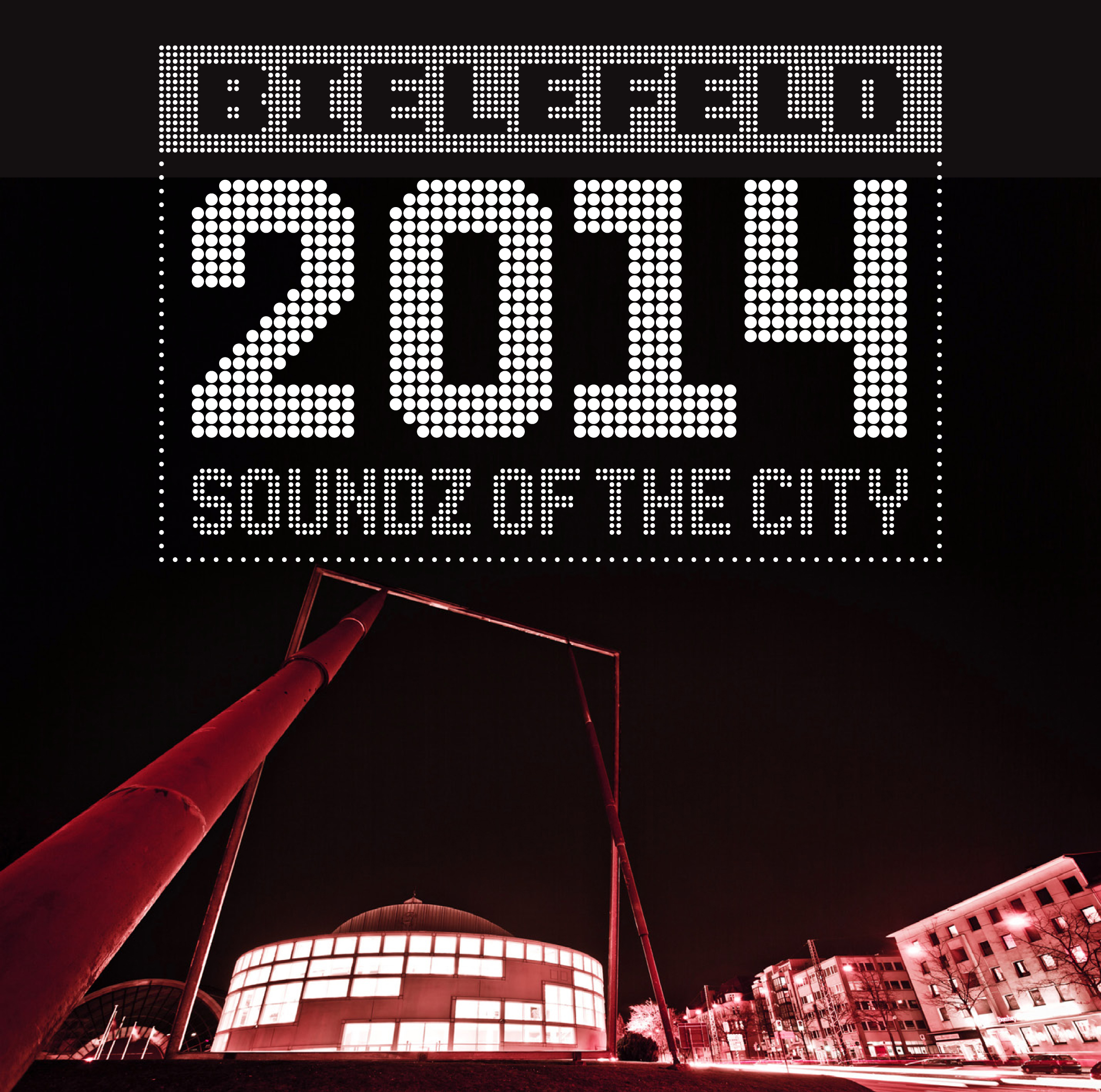 CD: Soundz of the City 2014