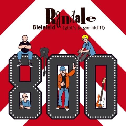 CD: Randale - Bielefeld (gibt's ja gar nicht)
