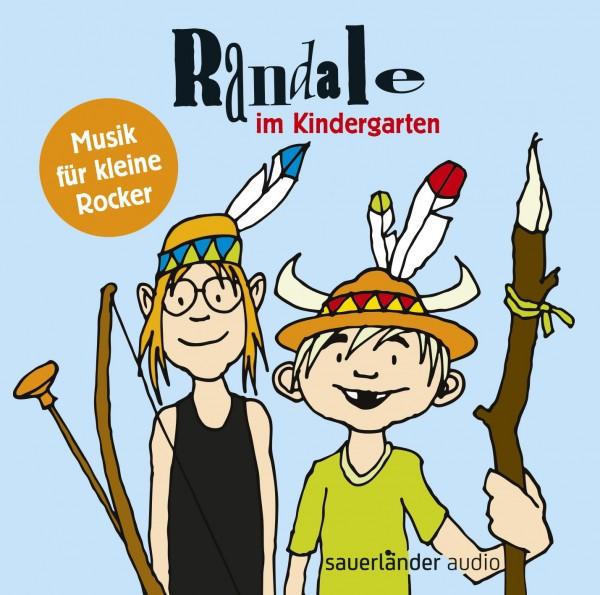 CD: Randale - Randale im Kindergarten