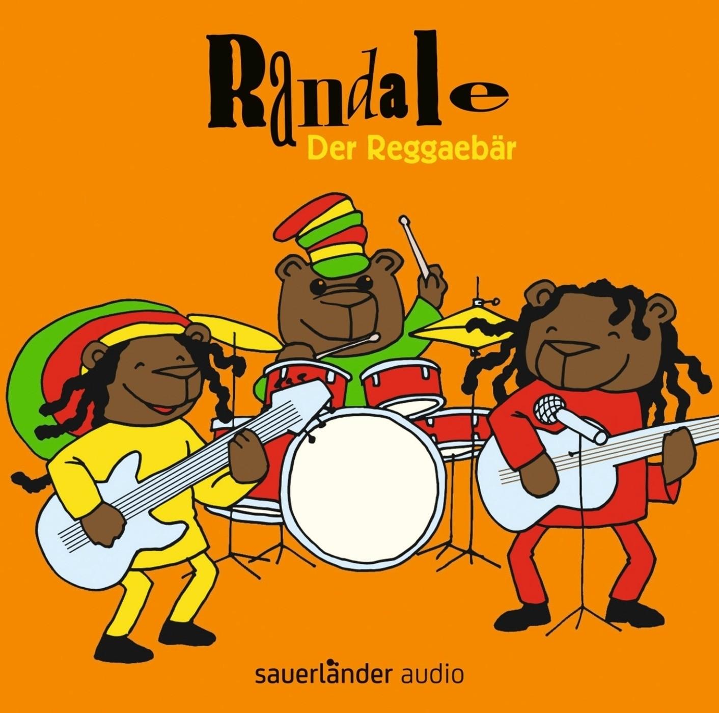 CD: Randale - Der Reggaebär