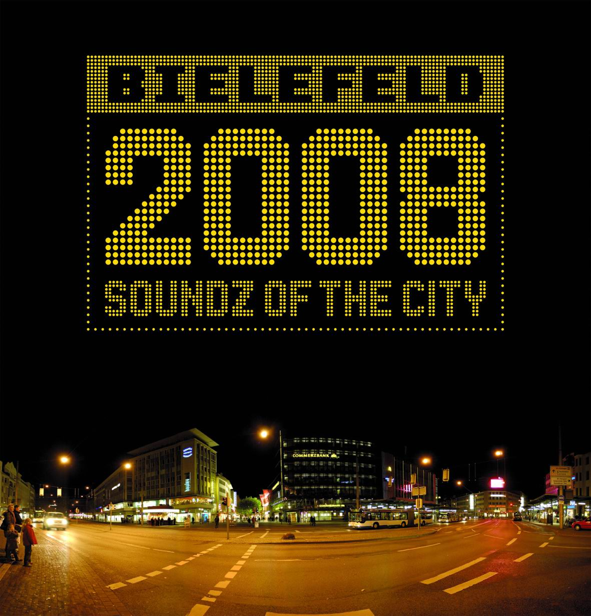 CD: Soundz of the City 2008