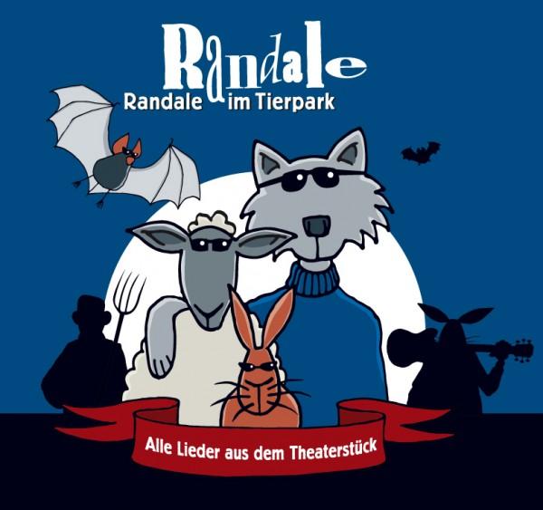 CD: Randale - Randale im Tierpark