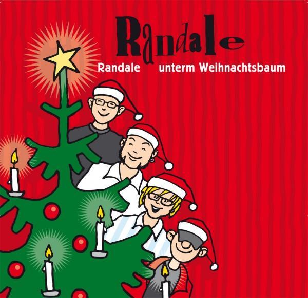 CD: Randale - Randale unterm Weihnachtsbaum